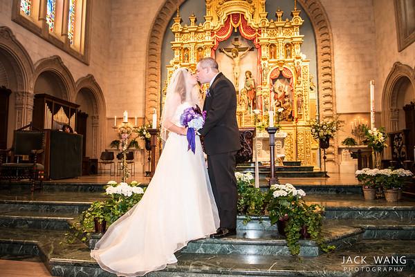 Erin and Andrew Wedding