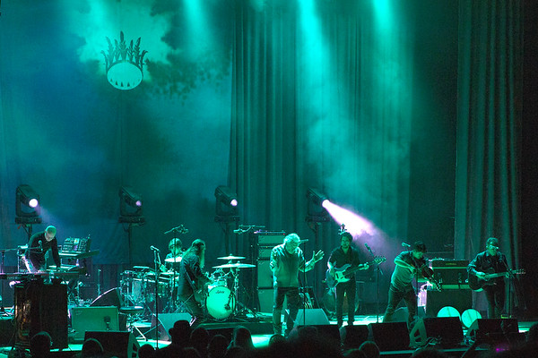 Robert Plant and the Sensational Space Shifters, Orpheum Theater, 03/02/2018