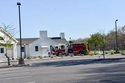 2020.05.03 Manorville Brush Fire North St