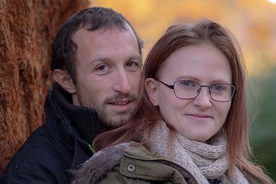 Michelle & Martyn