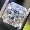 3.02ct Antique Asscher Cut Diamond, GIA G VS2 0