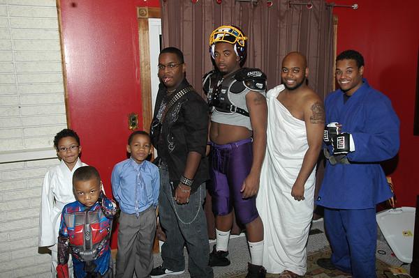 Harris Family Christmas