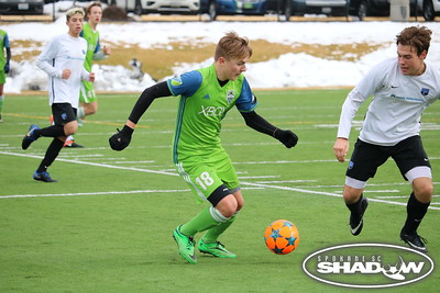 Spokane Sounders January 2018