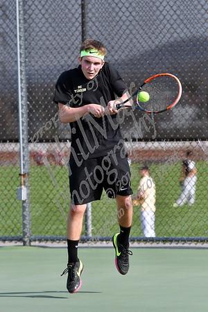 Bers Catholic Boys High School Tennis 2016 - 2017