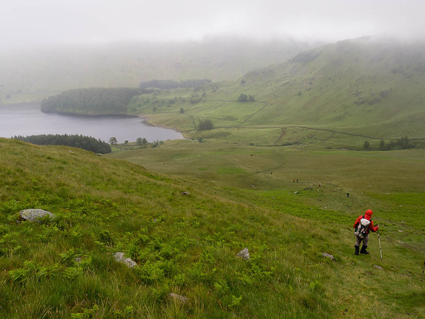 Day 5 - Patterdale to Shap