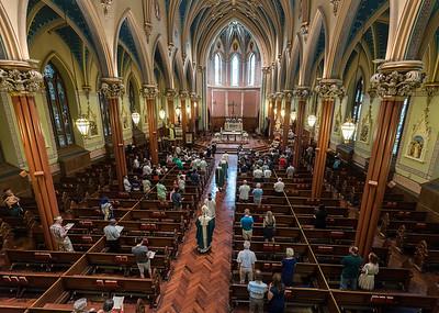 St. Mary Parish - New Haven - 2021.06.20