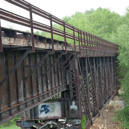 Location: Miller Station Bridge