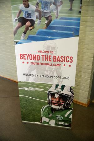 Brandon Copeland's 3rd Back to Basics Football Camp