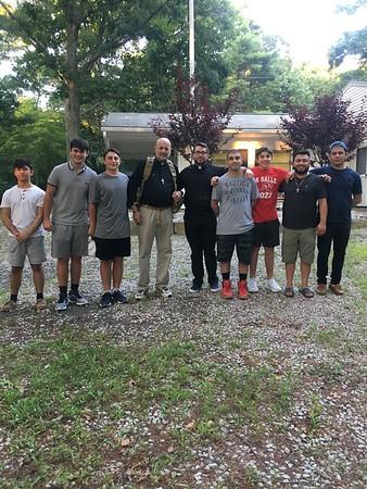 Providence Sub-Deacons Retreat (Aug 23-24, 2018)