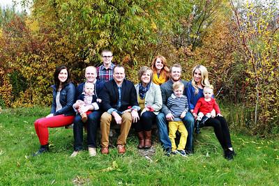 Erikson Family 2013