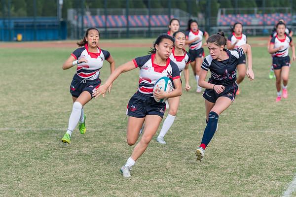 Varsity Girls Rugby