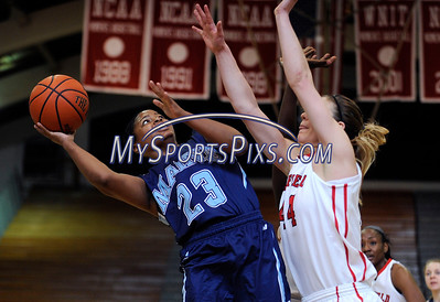 2014 Women's Basketball Invitational UMaine vs Fairfield