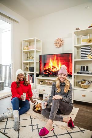 Stella Spritzer with Lauren