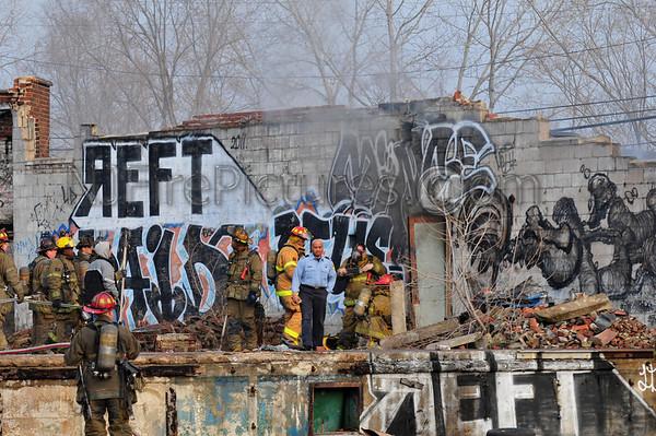 DETROIT, MI. BOX ALARM at 1987 W. FORT ST. FEBRUARY 22, 2012