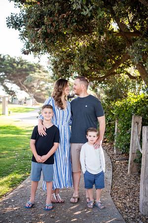 Melissa + Kyle | Del Mar Family Photos | San Diego Family Photographer