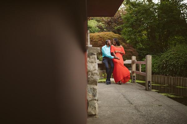 Hilda & Paul - Vow Renewal Ceremony | Gorge Park - Victoria BC.