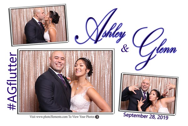 Ashley and Glenn's Wedding 9-28-19