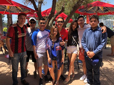 Los Angeles Chapter : A Day at the Ballpark