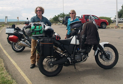 Ride to Chama & Espanola