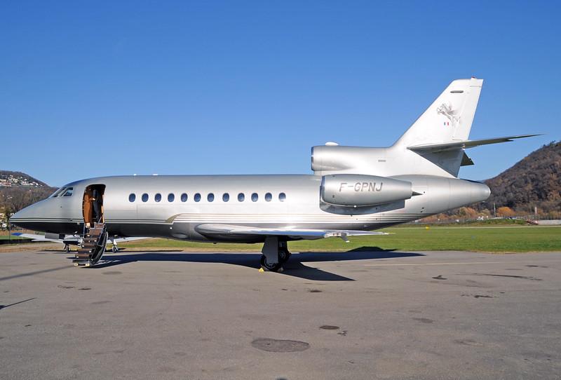 F-GPNJ - F900 - 24.11.2015