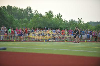 Final Turn & Finish - SOS Rehydrate 800 - 2014 Michigan Track Classic