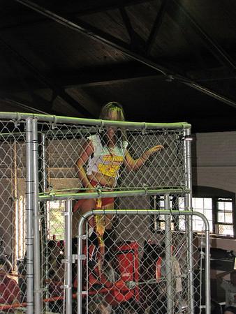 World Women's Wrestling August 8, 2010