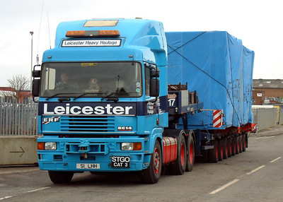 Leicester Heavy Haulage