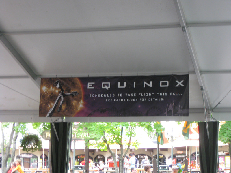 Another Equinox banner.