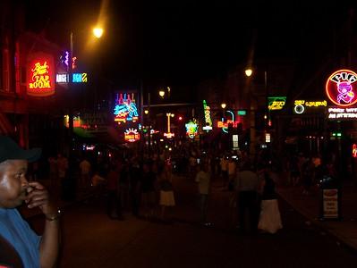 Memphis, Tn Road Trip