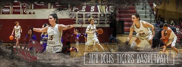 Dawson County Tigers Basketball