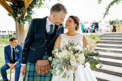 Emily and Niall Oldwalls Wedding Gower