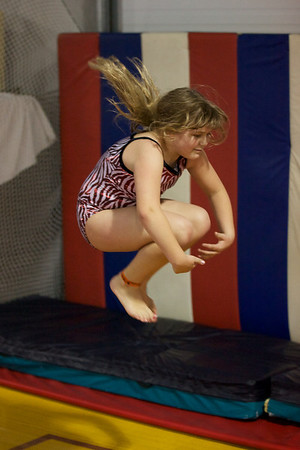 Trampoline and Tumbling Level 2 Monday 6:15
