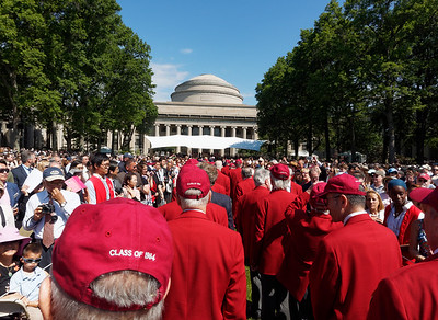 MIT Class of '64 50th Reunion