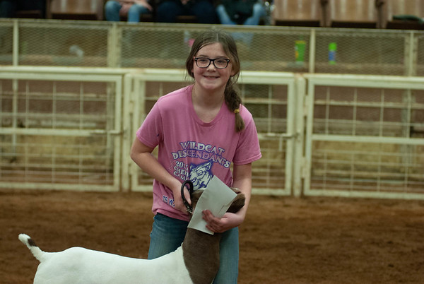 EOSC Wether Goat Show