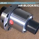 SKU: AM-BLOCK/BS25, Antibacklash Ballnut for 25mm Ball Screw