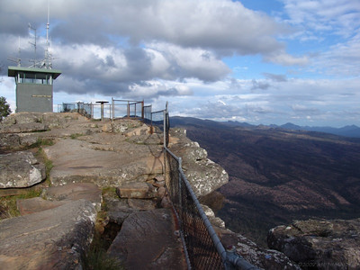 Grampians-The Balconies