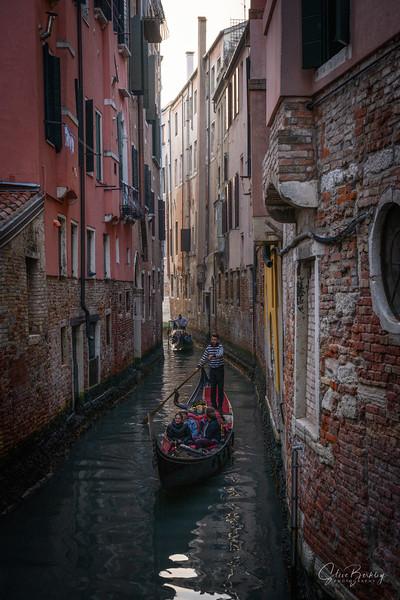 Inbetween Venice