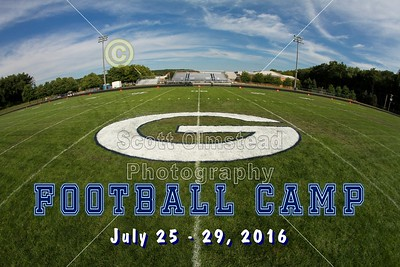2016 Football Camp (07-25-16)