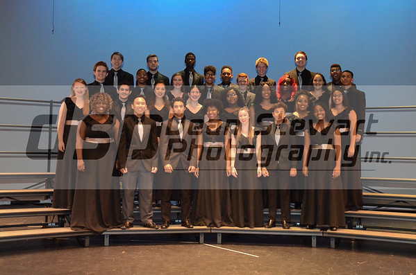 Olympia HS Chorus and groups 02-11-19