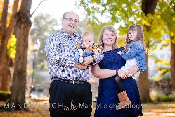 Fall 2016 Family