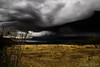 Approaching Storm - San Angelo, Texas