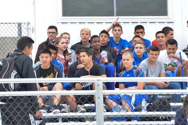 2013-09-27 Dayton Girls Varsity Soccer vs Roselle Catholic #2 of 5