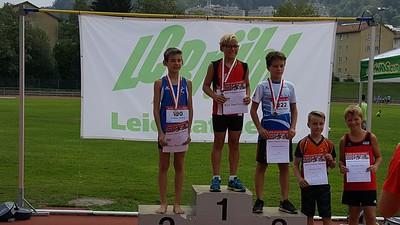 18.08.2018 - Swiss Athletics Sprint
