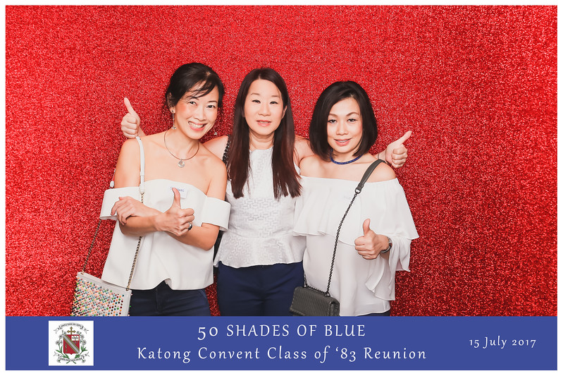 Katong Convent Class of 83 Reunion   © www.SRSLYPhotobooth.sg