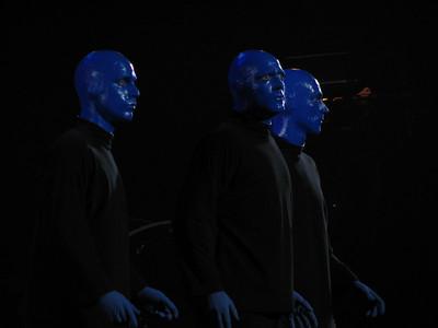 Blue Man Group - 3 Nov 06 - HP Pavilion - San Jose, CA