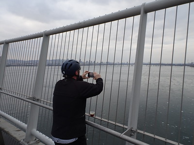 Champlain Bridge opening