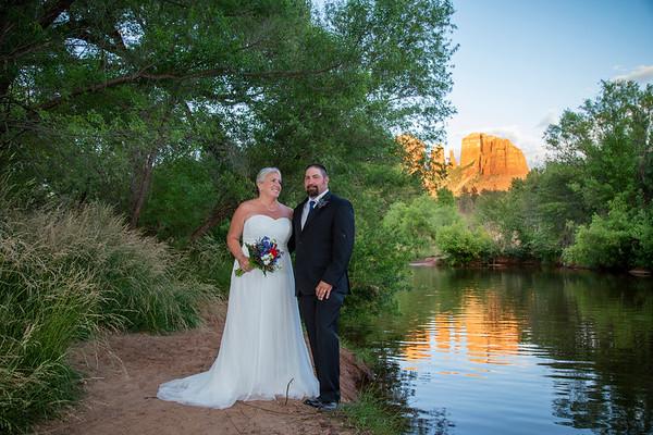 Laurel & Brandon's Sedona Wedding