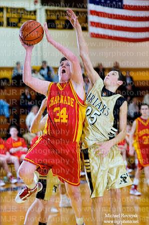 St. Anthony's Vs Chaminade, Boys Freshman Basketball 02.02.10