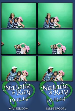 Natalie & Ray   Oct. 11th 2014