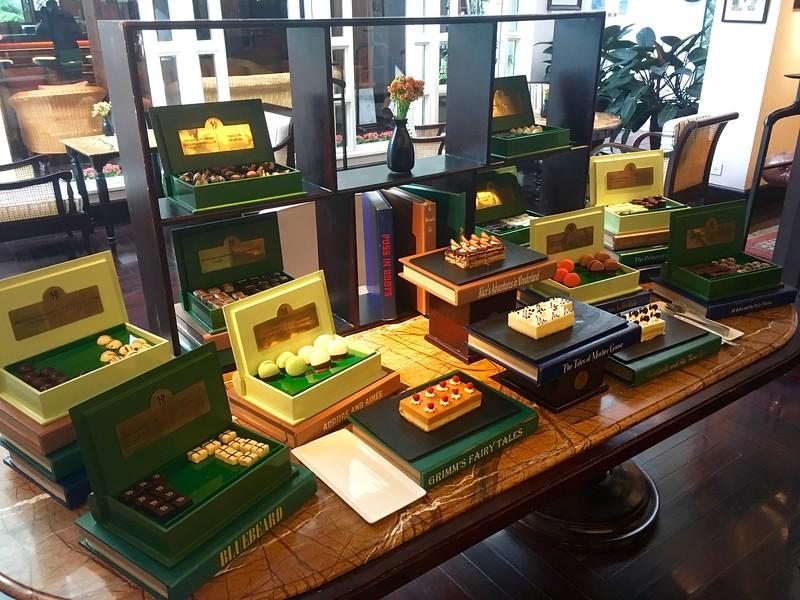 Chocolate buffet - things to do in Hanoi, Vietnam